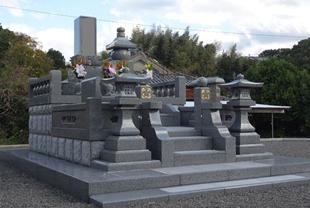 お墓のリフォームのイメージ